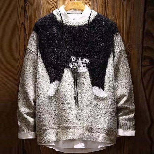 지방시 캣 스웨터