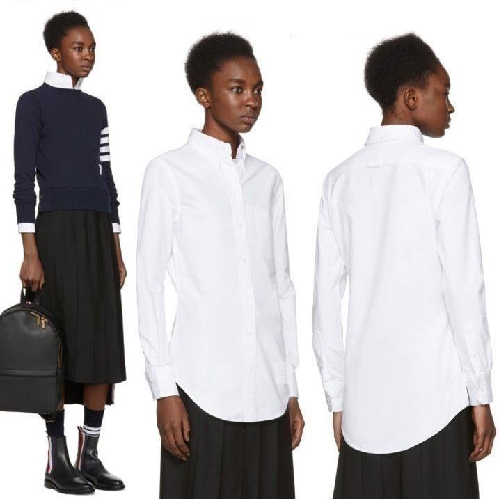 톰브라운 롱 셔츠(여성용)
