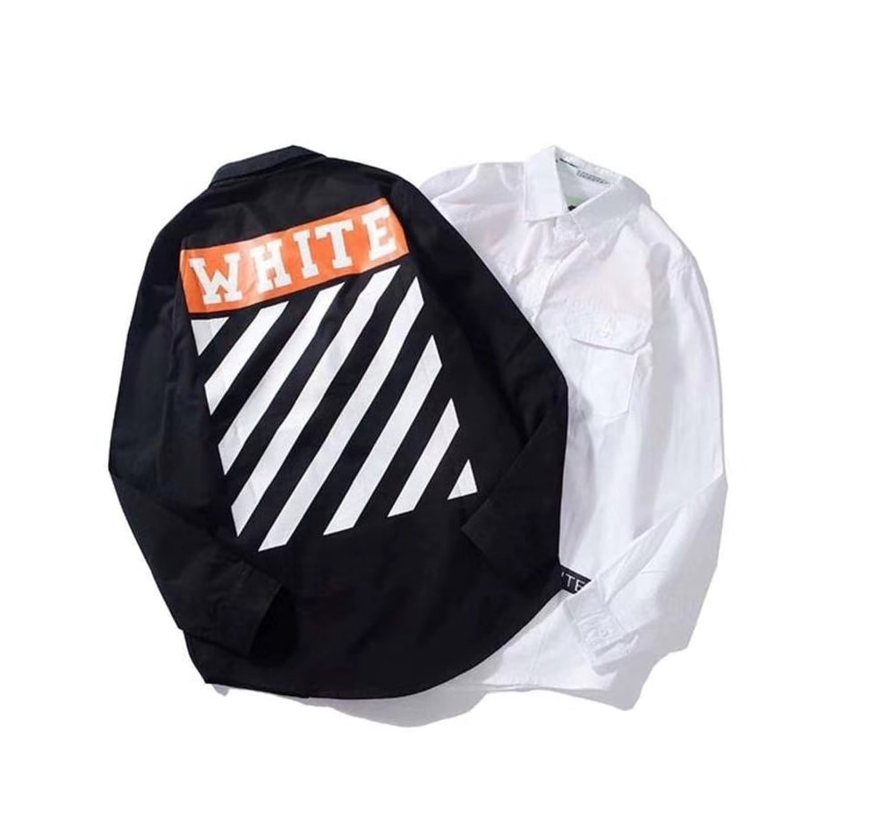 오프화이트 포켓셔츠(A타입)
