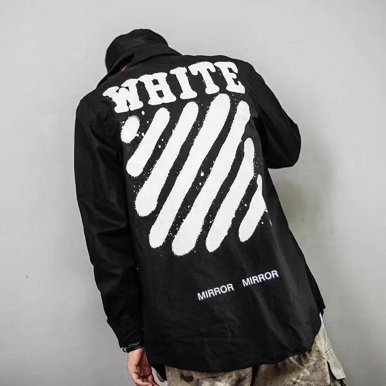 오프화이트 포켓셔츠(B타입)