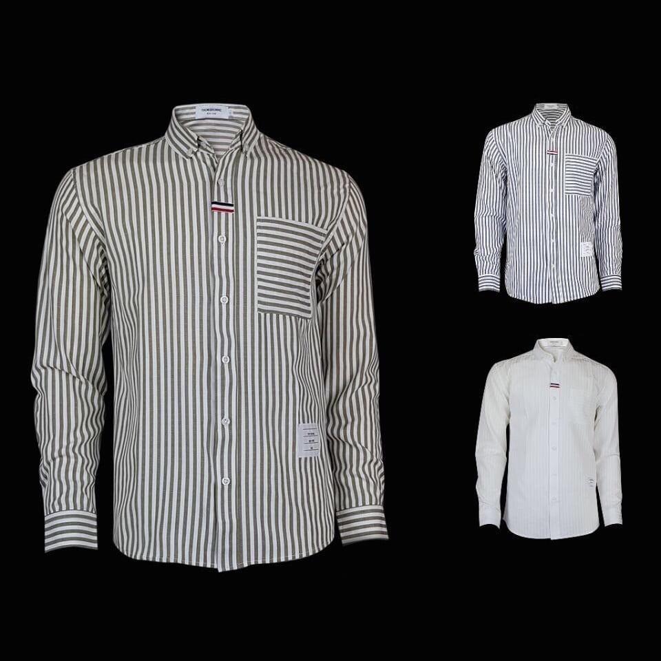 톰브라운 카라 셔츠(3종)