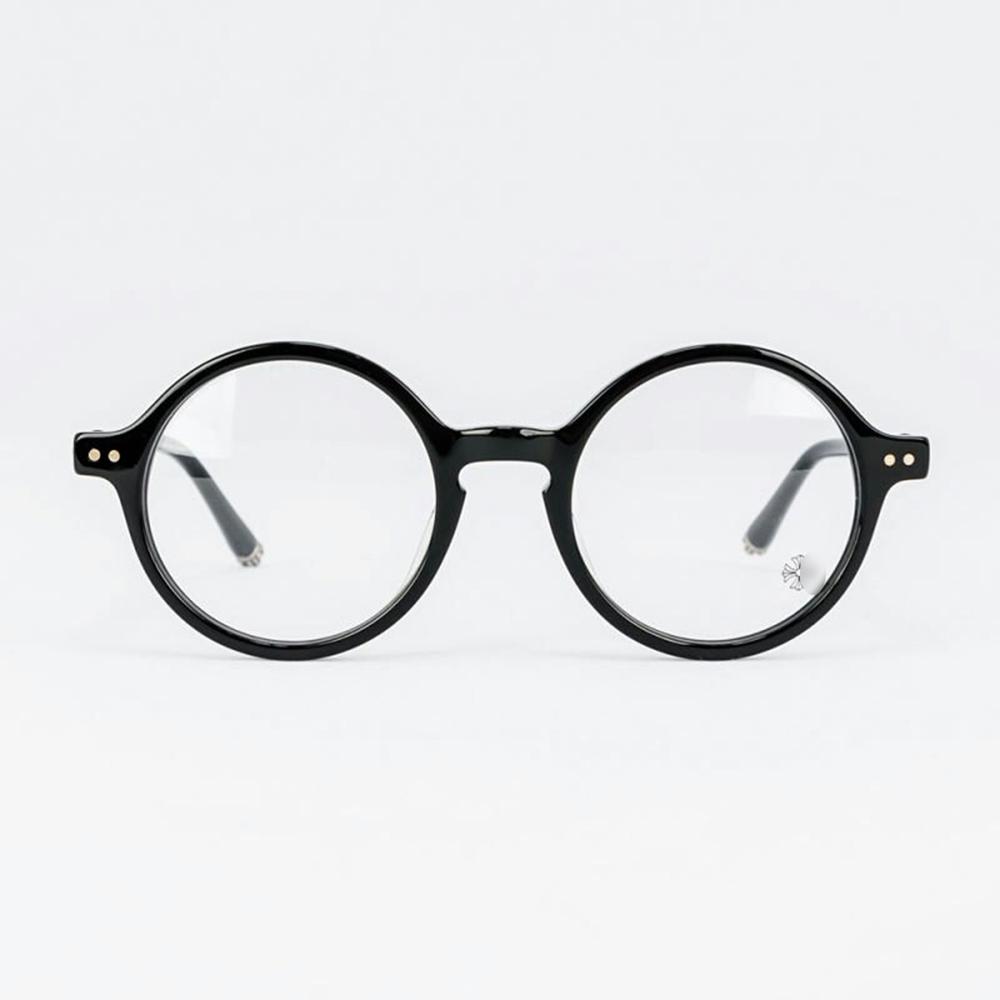 크롬하츠 뿔테 안경(블랙)